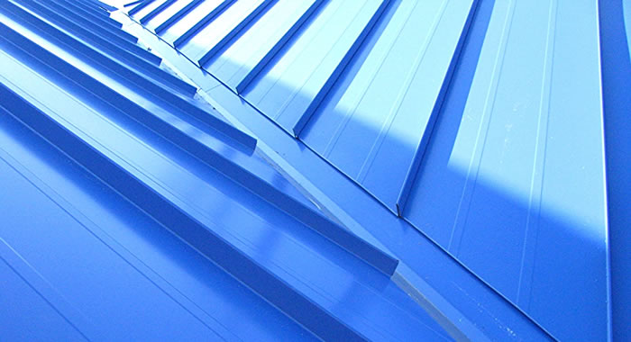 Standing Seam Metal Roofing Installations