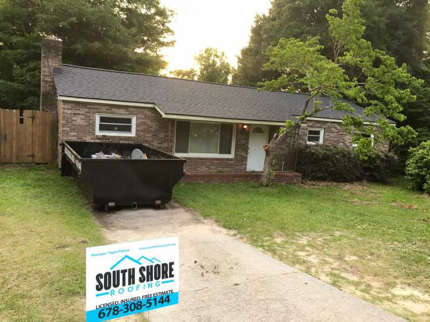 Gutters-And-Roof Repair in Hinesville (1)