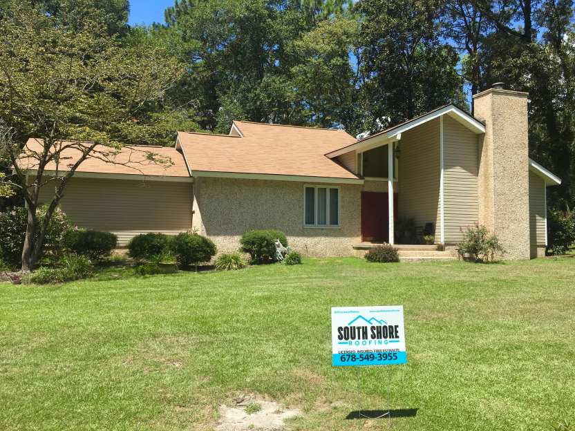 Residential Roofer In Hinesville GA