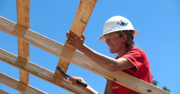Women in Roofing – South Shore Roofing