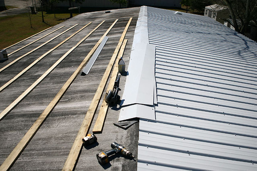 New technologies in metal roofing