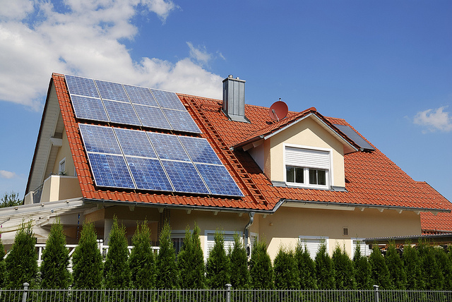 Solar Technology in Your Home