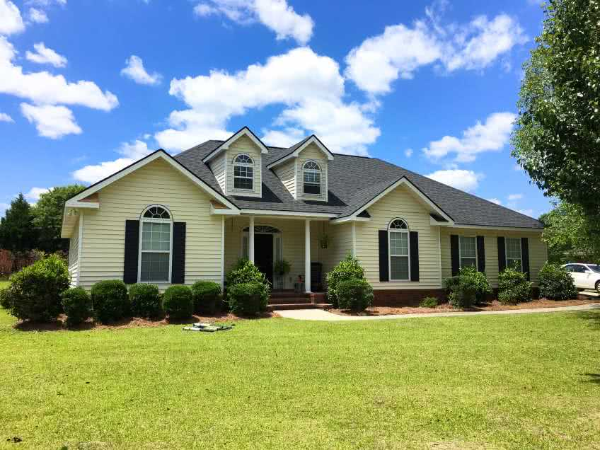 Residential Roofing In Swainsboro
