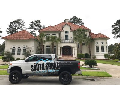 South Shore, Top Savannah Roof Replacement