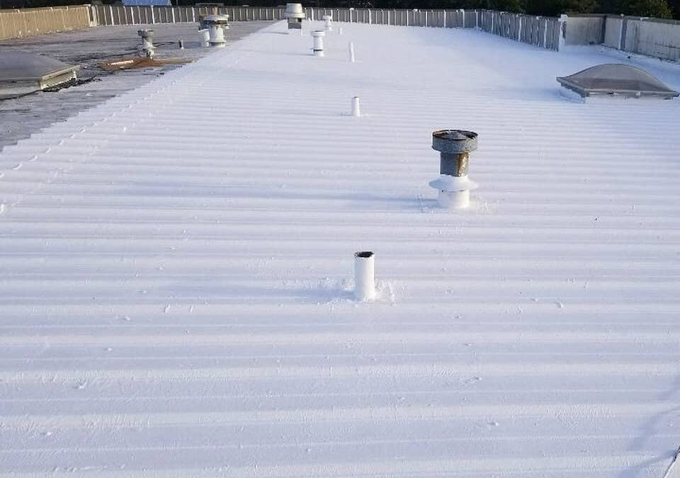 Why Is Your Commercial Roof Leaking? 5 Most Likely Causes